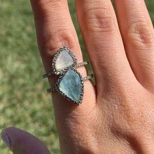 Chloe + Isabel Into the Woods Ring